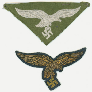 Help needed with luftwaffe insignia