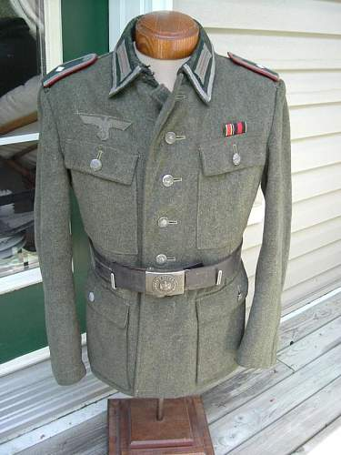My first tunic.