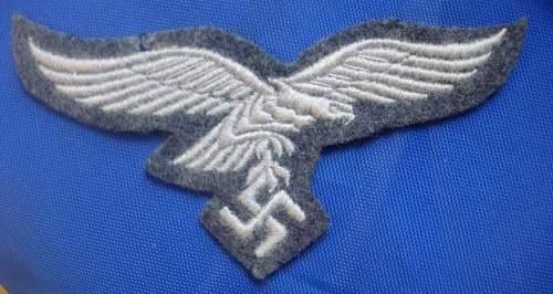 Luft Uniform Emblem