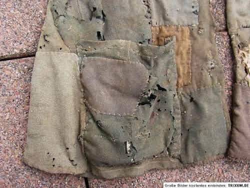 Repaired Uniform Pictures