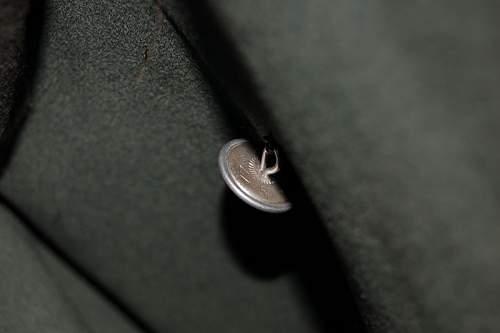 Infantry Officer's Great Coat