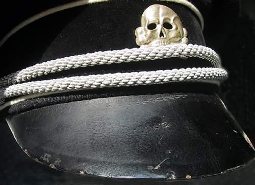 Heer Panzer skull opinions