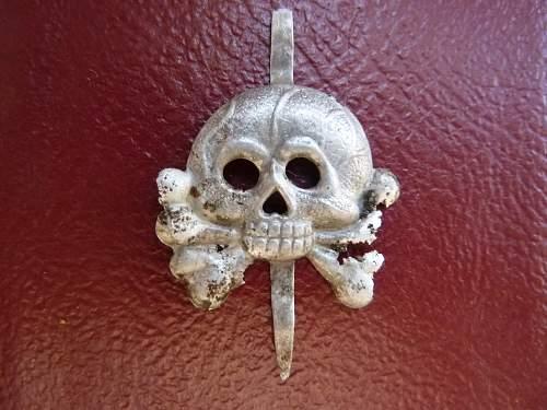Panzer Skull orginals
