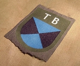 Foreign Volunteers patches, real or fake ?