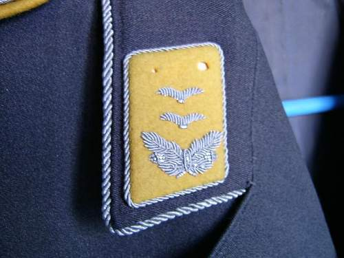Luftwaffe Officer Tunic opinion
