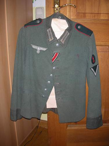 What uniform is this?