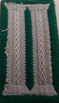 WW2 German Uniform Branch Patch