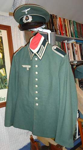Parade Tunic Coversion