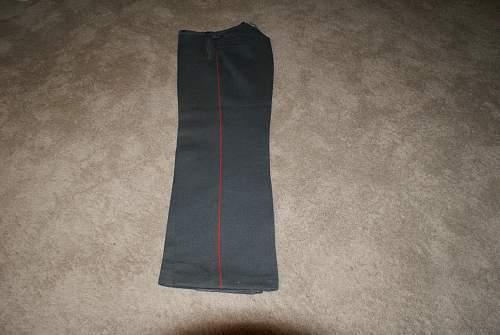 My first Heer Uniform