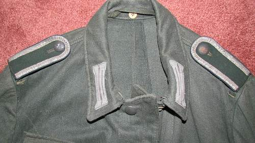 Heer HBT Uniform For Review