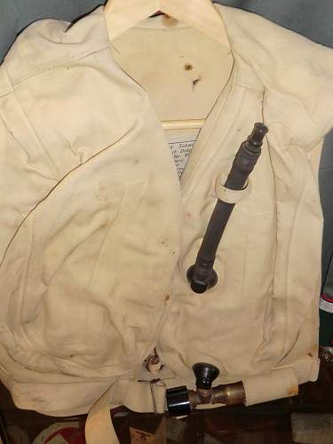 Luftwaffe lifejacket