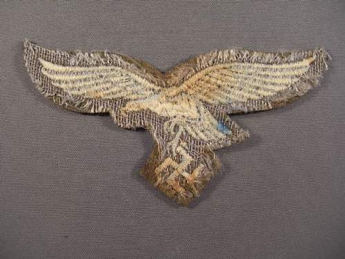 is this luftwaffe patch good or bad folks?