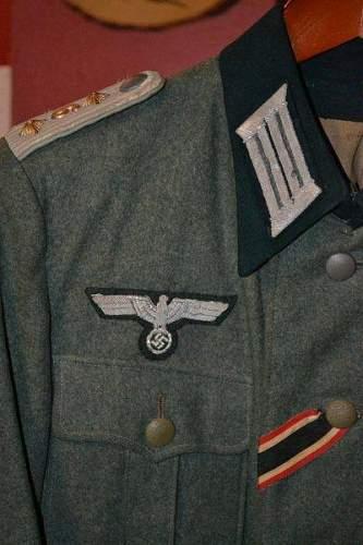 Post your favorite german tunics please