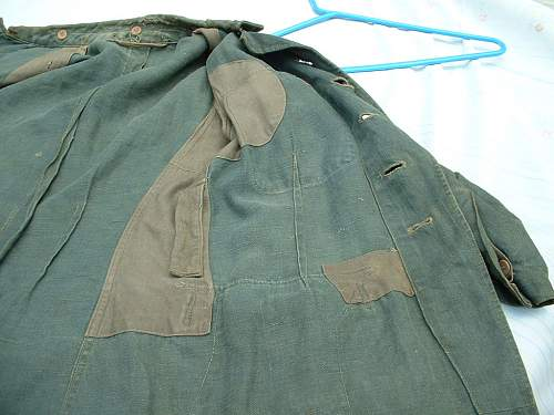 Need help ID-ing Division info of Heer HBT Tunic...