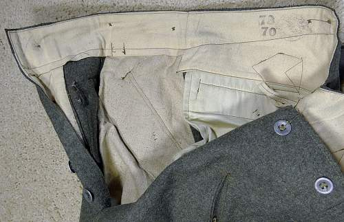 Would like opinions on Kriegsmarine Tunic and Breeches...