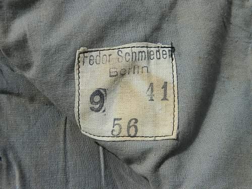 Kriegsmarine Lederhose