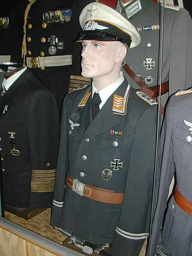 Luftwaffe Displays