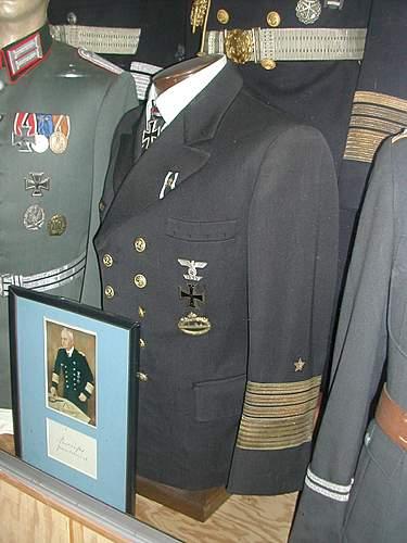 Krieigsmarine Displays