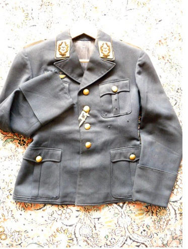 Luftwaffe General tunic