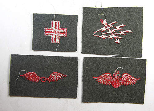 Help with Patches