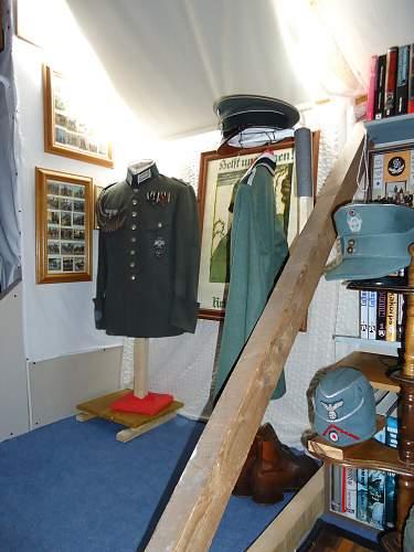 Panzerabwehr tunic