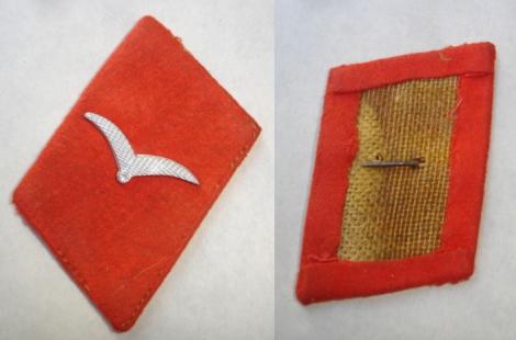 Luftwaffe Flieger Collar Tab
