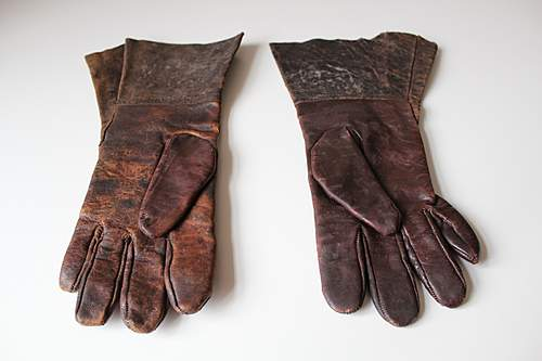German motorcycle gloves or from another nation?