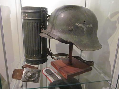 Luftwaffe NCO Flak Shoulder board
