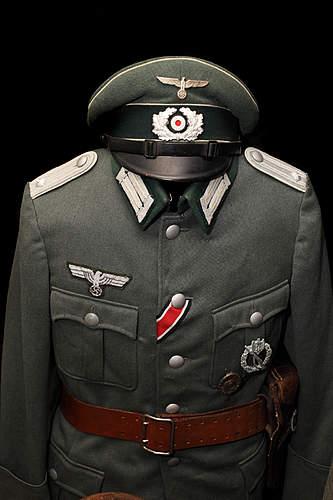 My Wehrmacht uniforms