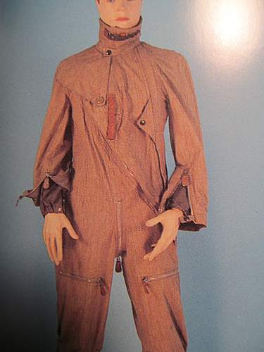 Luftwaffe Flight Suit Summer