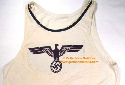 Heer Sport Shirt Eagle cutoff question