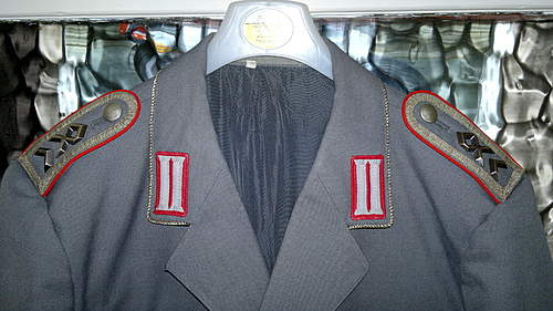 Unknown German Tunic/ Fliegerbluse