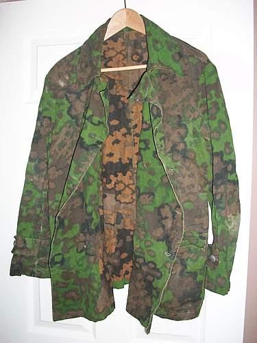Eichenlaubmuster (Oak Leaf Pattern ) field tunic your opinions ?