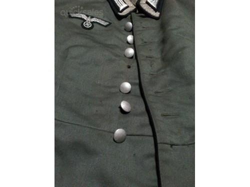 "Original NCO ""Pioneers"" Waffenrock tunic??"