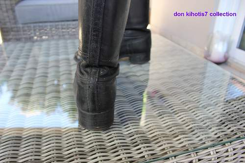 Officer's Field Boots