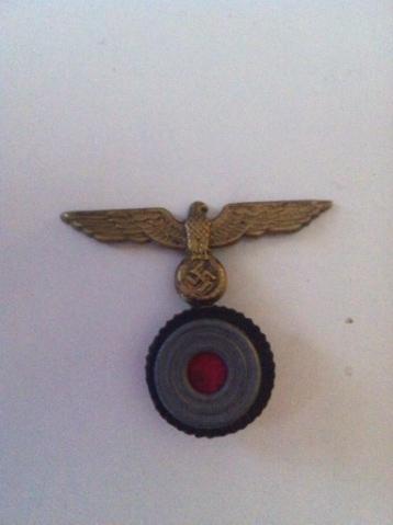 KM cap eagle insignia
