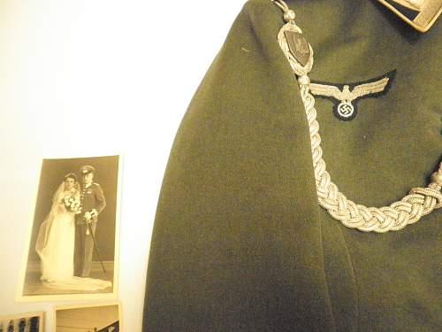 How To display my tunic???
