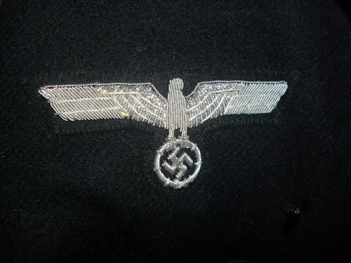 Heer Officers Panzer wrap