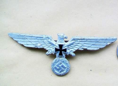 insignia for Cap original or fake?