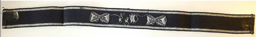 WARNING: ebayer selling fake collar tabs and other militaria