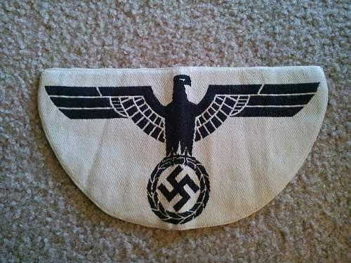 Heer Sports Shirt Emblem Opinions