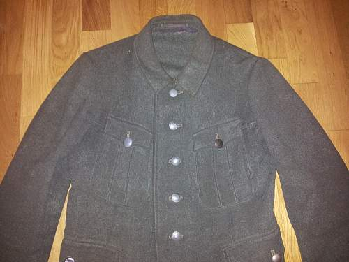 Original for sure, but what kind of tunic this is ? M36?
