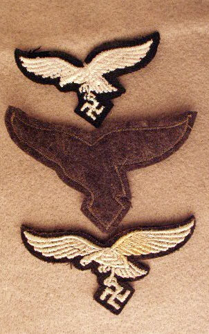 Luft. eagle question.