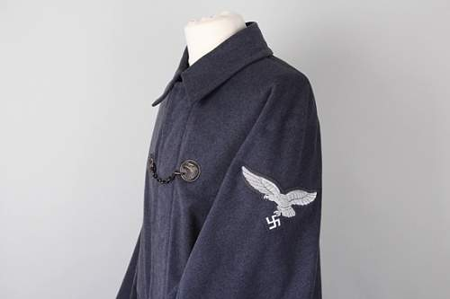 Luftwaffe Officers cape