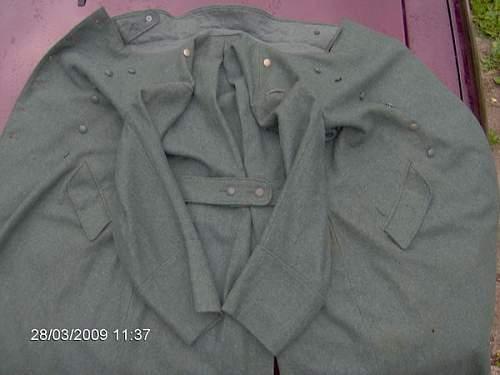 German Overcoat?