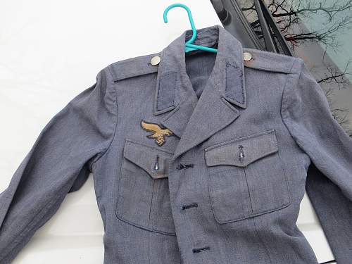 Luftwaffe tunic