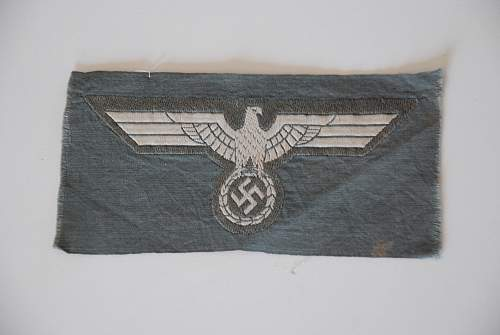 Late War Army Eagles.