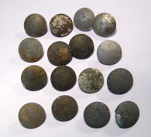 Wehrmacht buttons