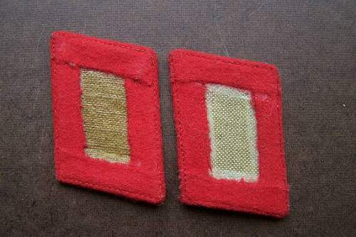 """Show your """"Hermann Goring"""" Division insignia"""
