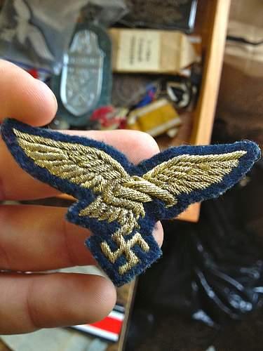 Luftwaffe Generals Eagle